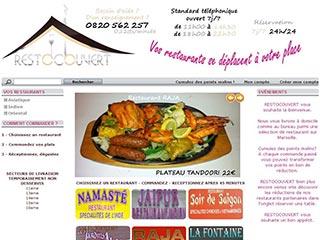 RestoCouvert, livraison repas à domicile sur Marseille