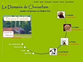 Chassefaim : Pension canine sur Région Île de France.
