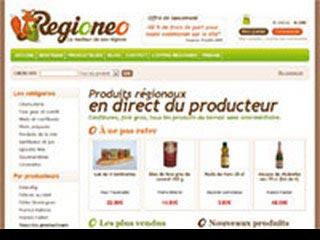Regioneo, les produits régionaux