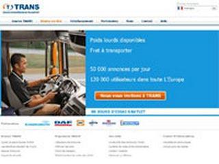 Trans EU : Bourse de fret pour entreprises de transport