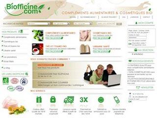 Biofficine, complements alimentaires naturels