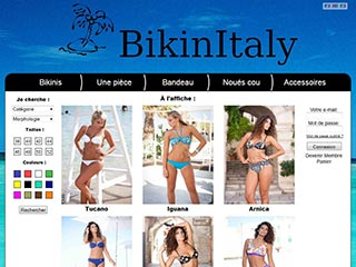 Bikinitaly, le bikini 100 % made in Italie