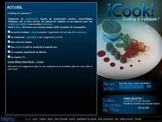Icook, restaurant traiteur