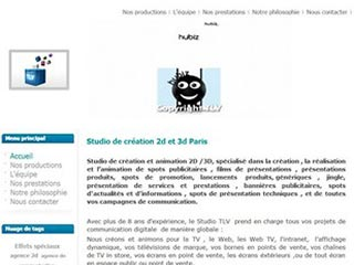 Studio TLV : Studio 2D-3D, création, animation, post-production