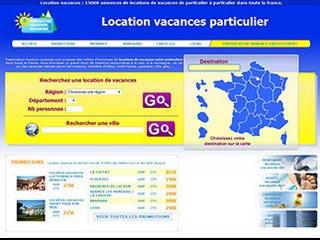 Reservation Location Vacances entre particuliers
