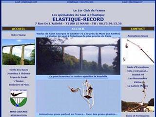 Saut élastique : Sauter en élastique près de Paris