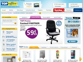 Top Office, mobilier et fournitures de bureau