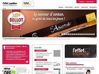 l'Effet Papillon : agence e-réputation située à Angers