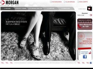 Morgan de toi, site officiel de la marque