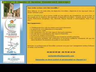 Reflexdiagnostic : Expertises et diagnostics immobiliers