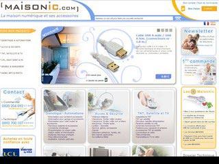Maisonic, la maison numérique et ses accessoires