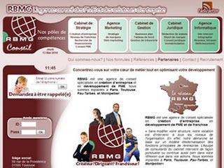 Rbmg, agence de conseil PME et créateur d'entreprise