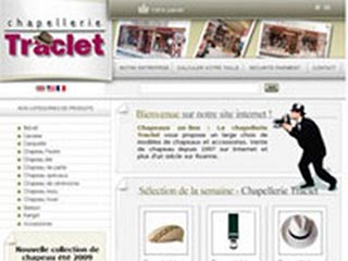 Chapellerie Traclet