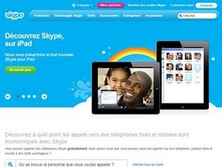 Skype, appels gratuits Internet et Visioconférence