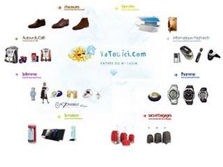 Yatouici, vente de nombreux produits du quotidien