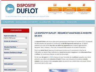 Dispositif Duflot : un dispositif fiscal robuste dans le temps