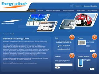 Energy-Online distributeur Victron Energy.