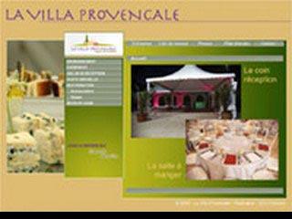 Villa Provencale, restauration et traiteur à Bordeaux
