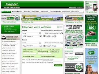 Europcar France : location de voitures et utilitaires