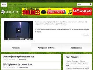 Mercatix, news consacré au Mercato