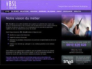 BSL : Société de gardiennage et sécurité