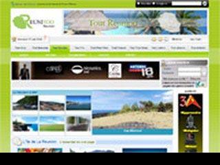 Reunitoo, premier portail internet ile de la Reunion