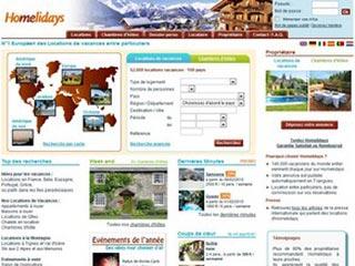 Homelidays : Location Maison, Villa, Appartement,...