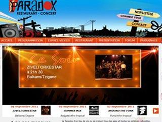 Paradox, restaurant gastronomique et cabaret à Marseille