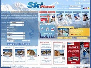 Ski Planet, réservation et location de votre séjour au ski