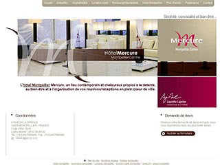 Hôtel Mercure Montpellier Centre, un hébergement de qualité