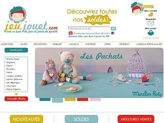 Moulin Roty : Ventes en ligne de jeux pour enfants