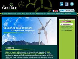 Enerlice : Eolienne Energie Renouvelable
