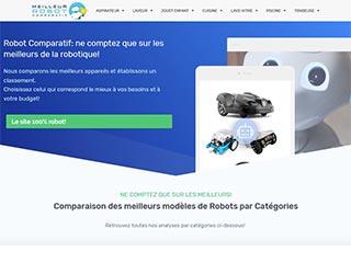 Meilleur Robot Comparatif : comparaison des meilleurs robots ménagers