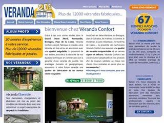 Véranda Confort, fabricant et installateur de veranda