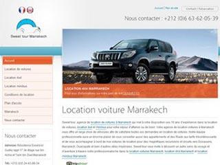 SweetTour, agence de location voiture a Marrakech