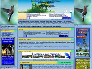 Martinique, Annonces de locations