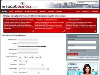Reseau Business, le site d'emploi gratuit