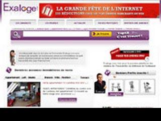 Exaloge, portail annonces immobilières gratuites