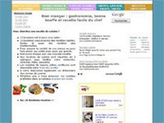 123 Cuisinez, bonne bouffe et recette facile