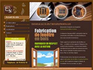 Fabrication Fenetre : Fenêtres et portes-fenêtres en bois