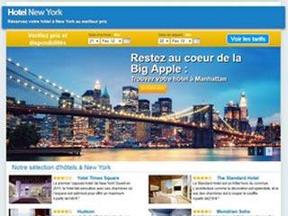 My New York, le répertoire des hôtels de New York