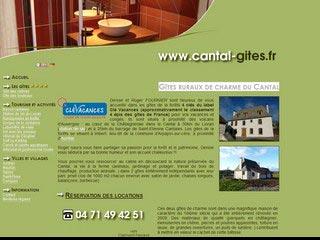 Cantal Gites, gîtes ruraux de charme du Cantal