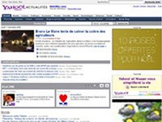 Yahoo! Actualités