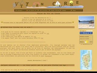 VTT en Corse, voir la Corse autrement