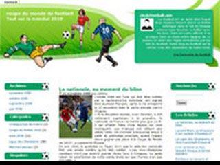 Abcdufootball, coupe du monde 2010
