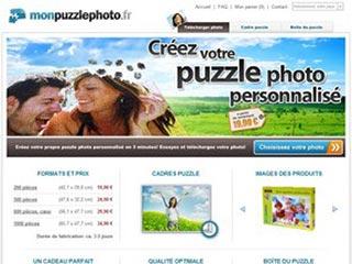 Mon puzzle photo, créez votre puzzle photo personnalisé
