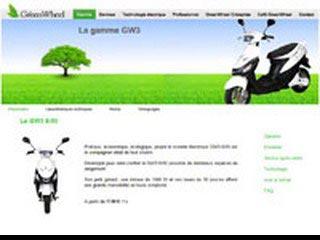 GreenWheel : scooters électriques