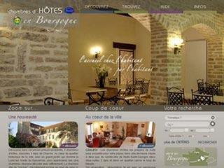 Location chambres d'hôtes Bourgogne