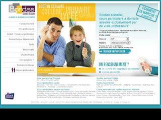 Bordas : Soutien scolaire et cours particuliers à domicile