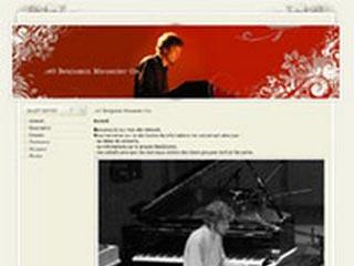 Benjamin Mousnier, pianiste jazz